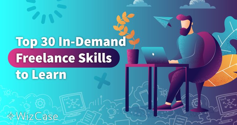 Top 30 In-Demand Freelance Skills to Learn in 2020
