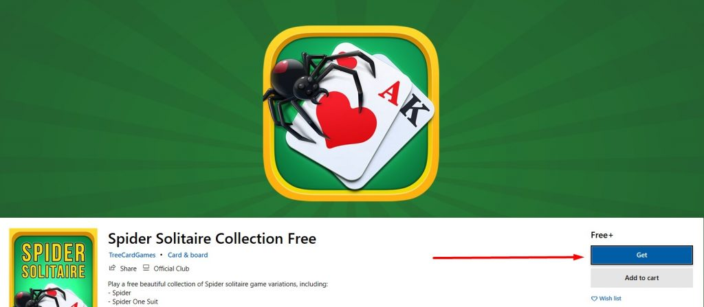 Download Spider Solitaire