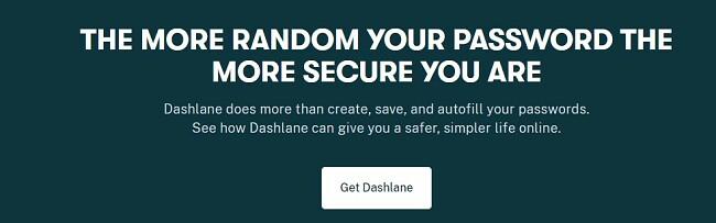 Download Dashlane