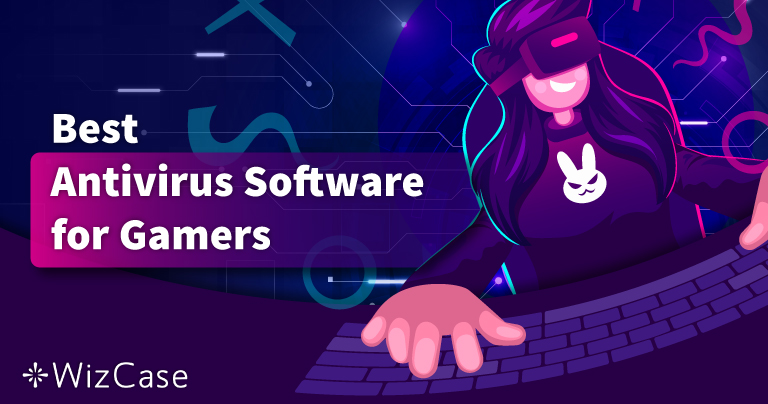 5 Best Antivirus Software for PC Gaming in 2021 (+ Game Mode!)