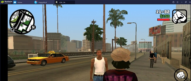 العب GTA San Andreas