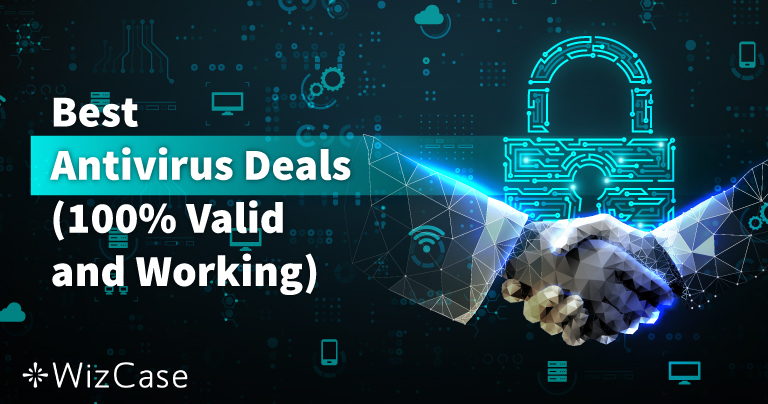 Best Valid Antivirus Coupons & Deals in April 2021
