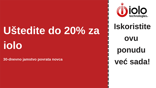 iolo antivirusni kupon s do 20% popusta na sve planove i 30-dnevno jamstvo povrata novca