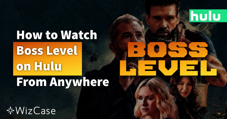 How to Watch Boss Level on Hulu From Anywhere in 2021