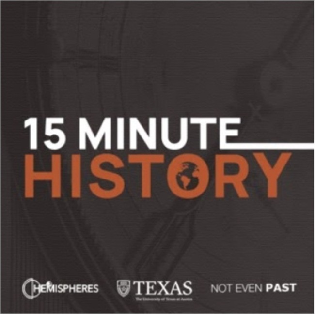 15-Minute History Podcast Cover