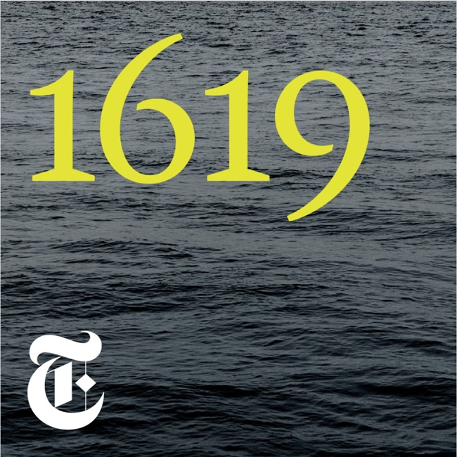 1619 Podcast Cover