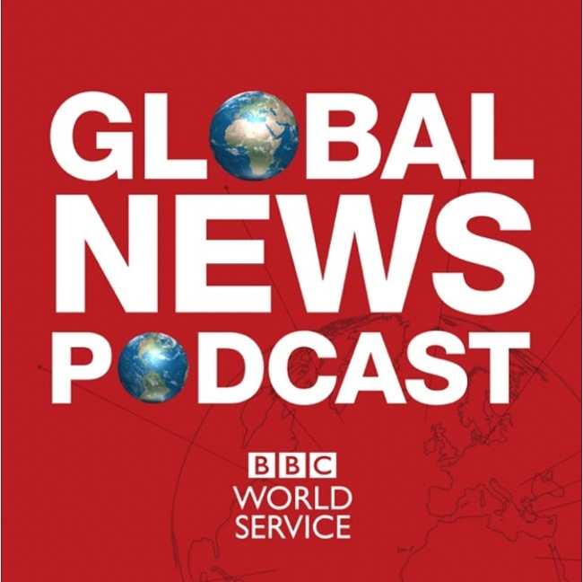 BBC Global News Now Podcast Cover