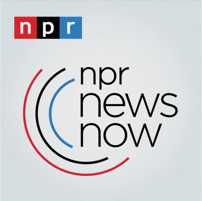 NPR News Now Podcast Cover