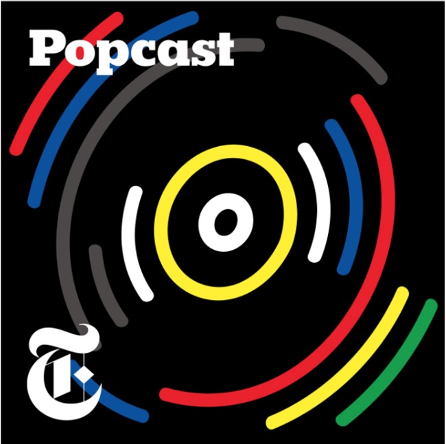 New York Times Popcast Cover