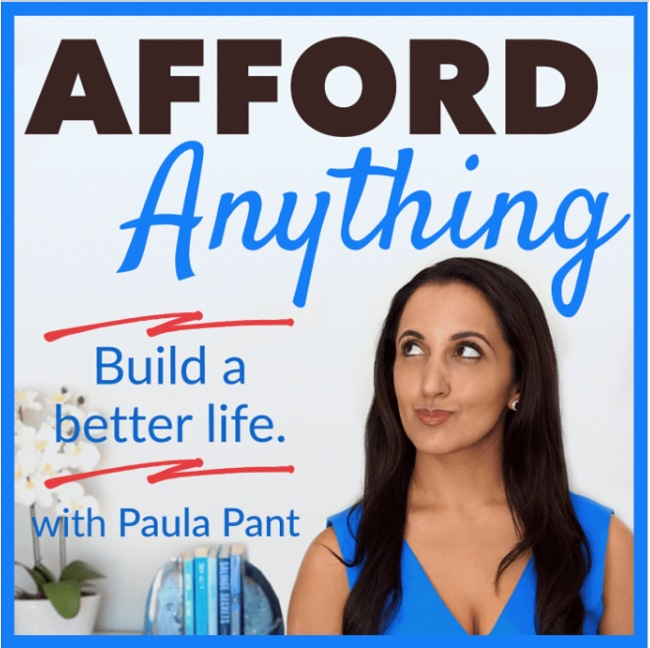 Afford Anything Podcast Cover