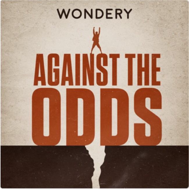 Against the Odds Podcast Cover