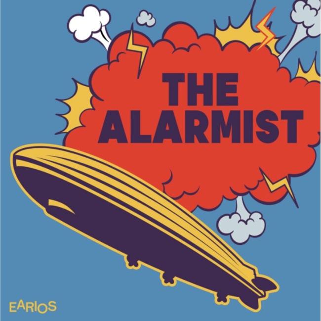 The Alarmist Podcast Cover