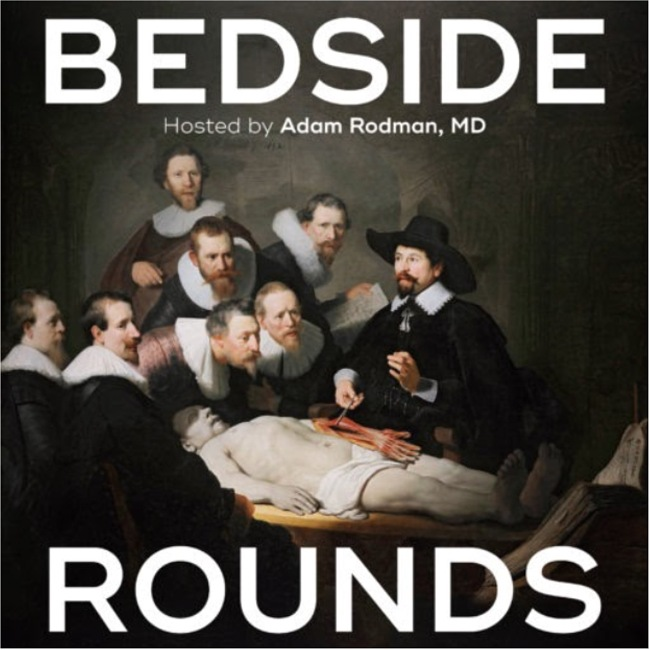 Bedside Rounds Podcast Cover