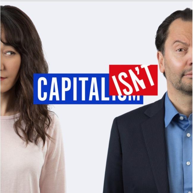Capitalisn't Podcast Cover