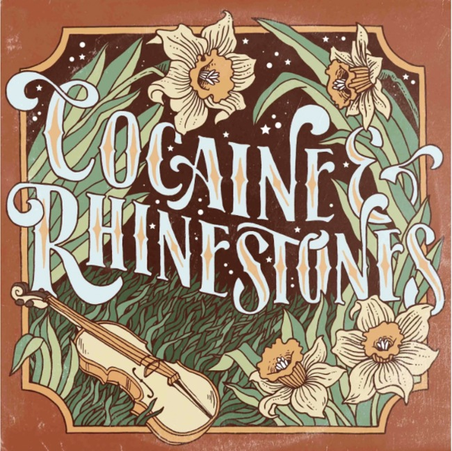 Cocaine and Rhinestones Podcast Cover