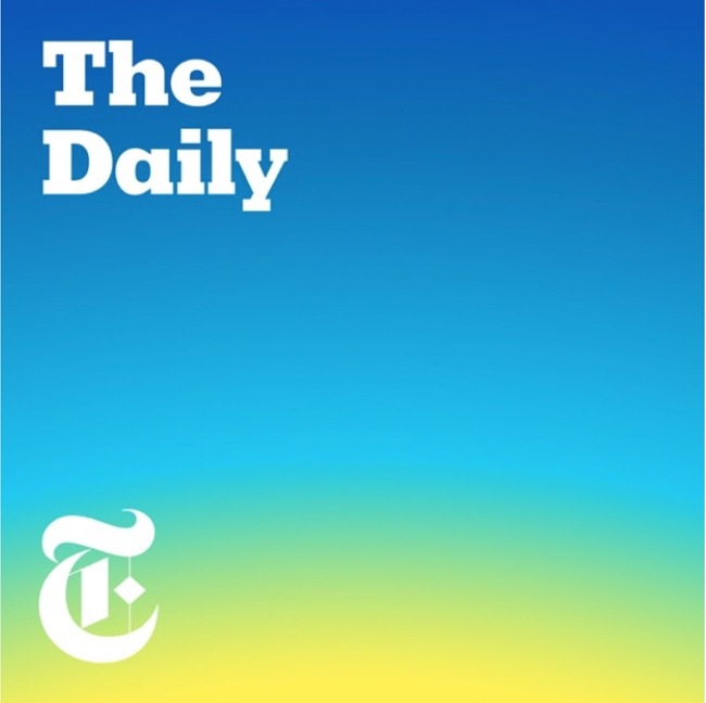 The Daily Podcast Cover Art