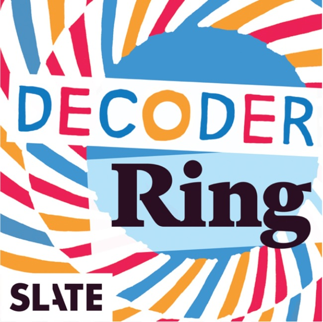 Decoder Ring Podcast Cover Art