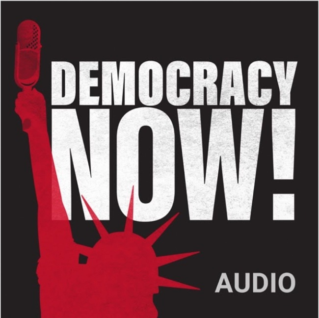 Democracy Now Podcast Cover