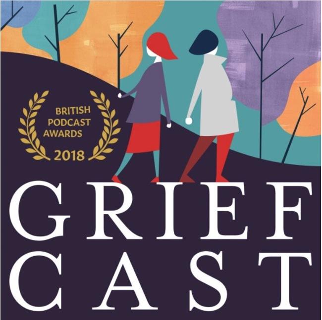 Griefcast Podcast Cover
