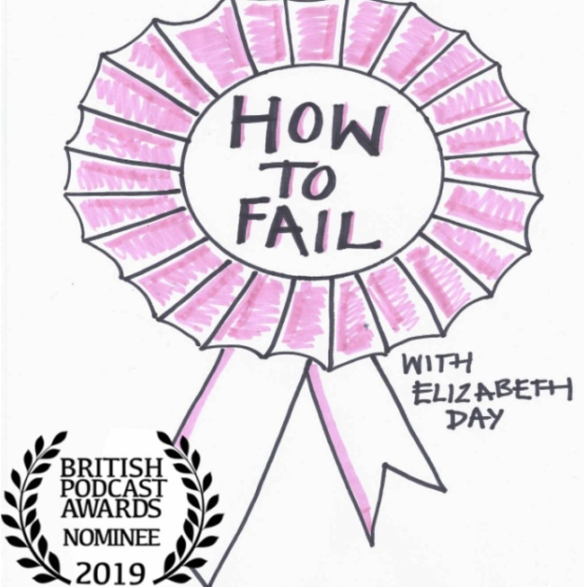 How to Fail Podcast Cover