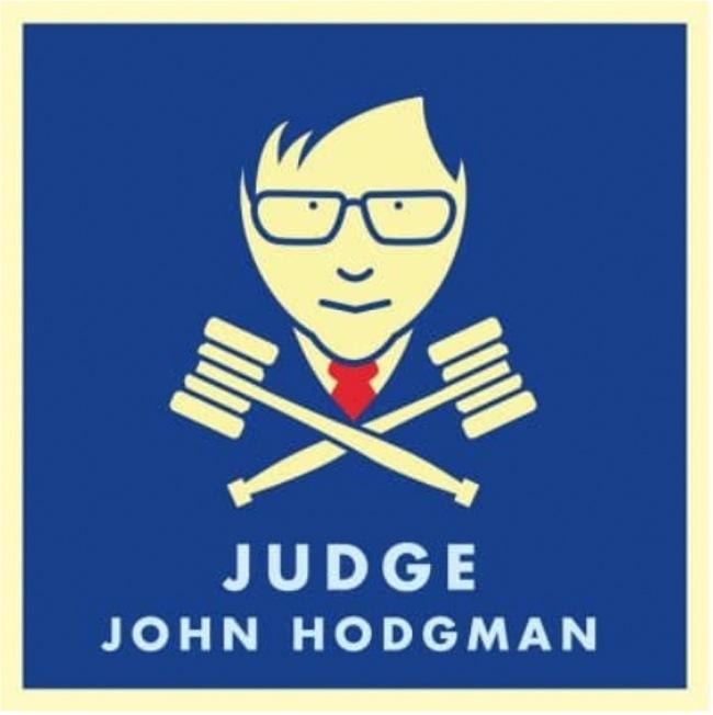 Judge John Hoffman Podcast Cover
