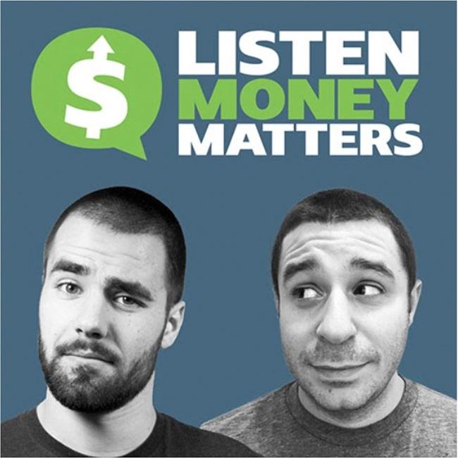 Listen Money Matters Podcast Cover