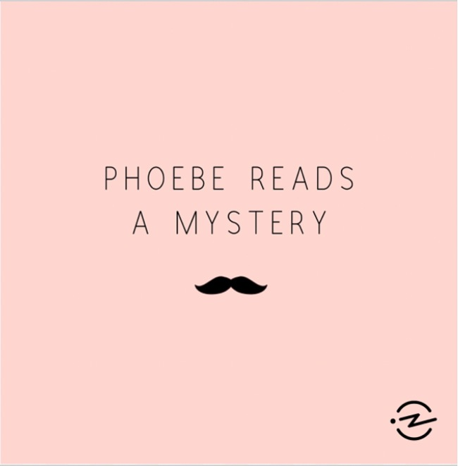Phoebe Reads a Mystery podcast cover