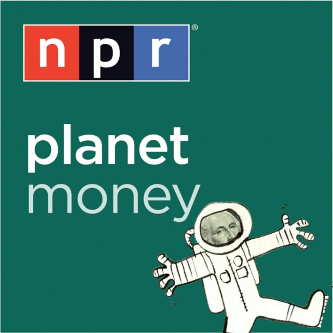 Planet Money Podcast Cover