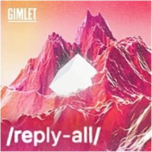 Reply All Podcast Cover