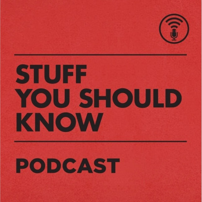 Stuff You Should Know Podcast Cover