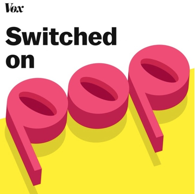 Switched on Pop Podcast Cover
