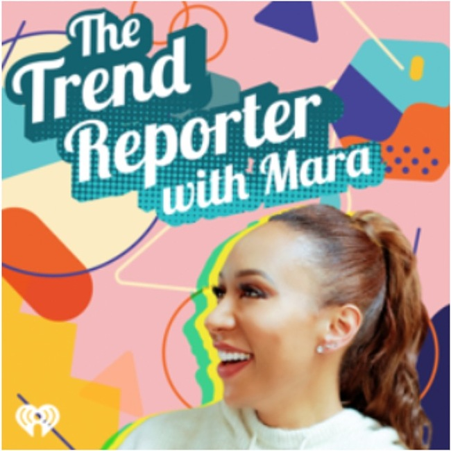 The Trend Reporter Podcast Logo