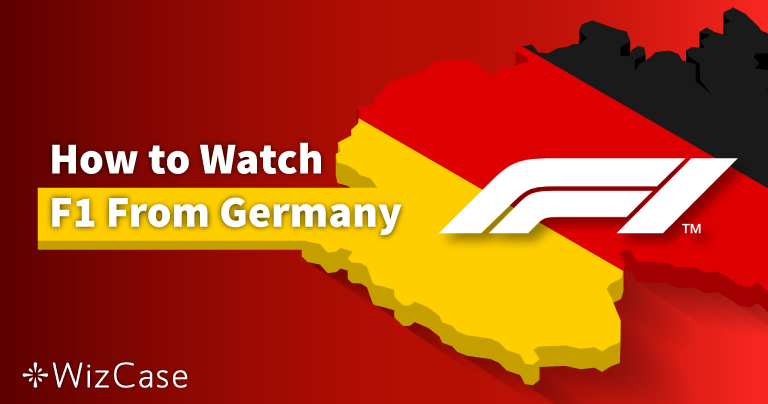 How to Watch F1 From Germany in 2021
