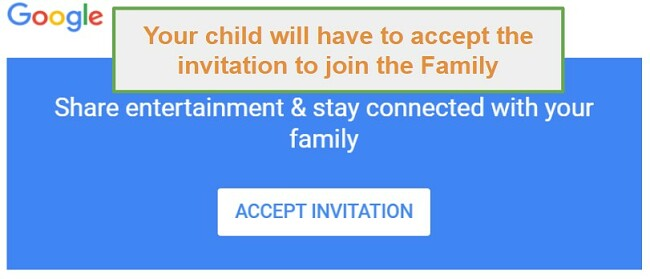 Google Family Link installation