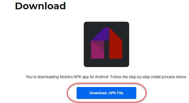 Download Modbro apk