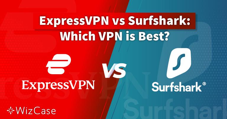 ExpressVPN vs Surfshark 2021: Which Is Better? Only 1 Is Best!
