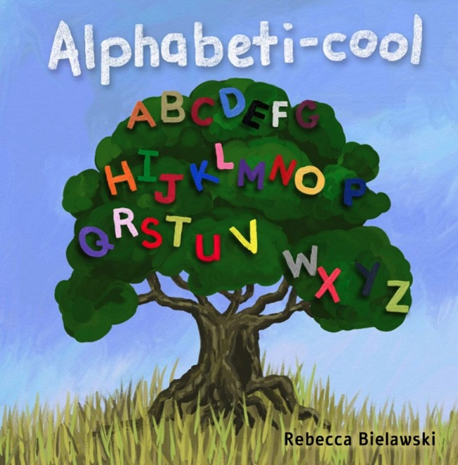 Alphabeti-cool by Rebecca Bielawski
