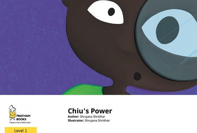 Chiu's Power by Shrujana Shridhar