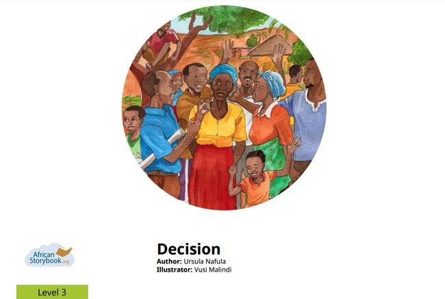 Decision by Ursula Nafula