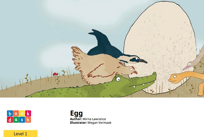 Egg by Mirna Lawerence