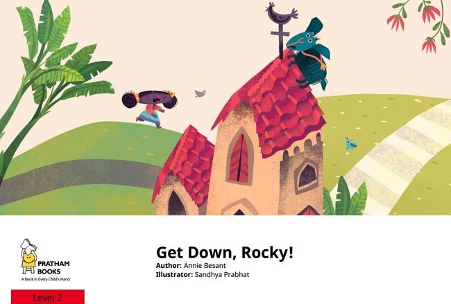 Get Down, Rocky! By Annie Besant