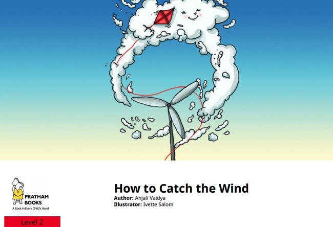 How To Catch the Wind by Anjali Vaidya