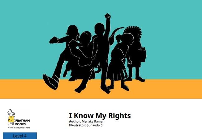 I Know My Rights by Menaka Raman