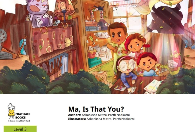 Ma, Is That You? By Aakanksha Mittra and Parth Nadkarni