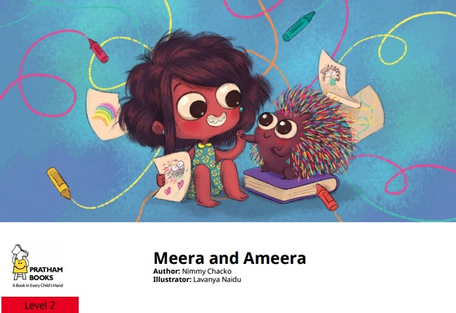 Meera and Ameera by Nimmy Chacko