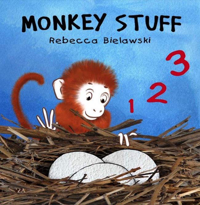 Monkey Stuff by Rebecca Bielawski