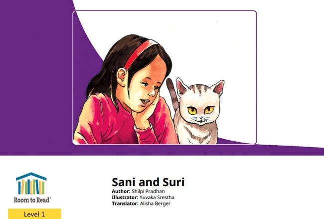 Sani and Suri by Shilpi Pradhan