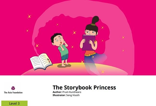 The Storybook Princess by Prum Kunthearo